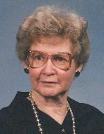 Edith Hackmann